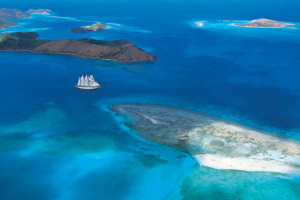 Ferne Inseln mit Star Clippers erkunden. Foto: Star Clippers