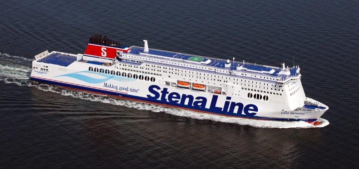Minitrip London mit Stena Line