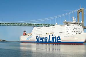 Mit Stena Germanica nach Schweden. Foto: Stena Line