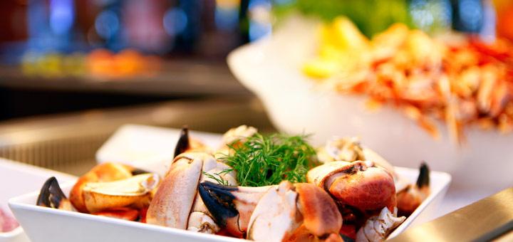 Taste Büfett Restaurant. Foto: Stena Line