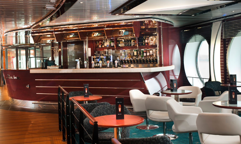 Riva Bar bei Stena Line. Foto: Stena Line