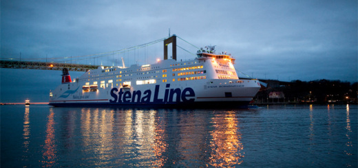Stena Scandinavia. Foto: Stena Line