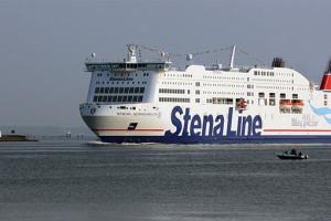 Stena Scandinavica in Kiel. Foto: Stena Line