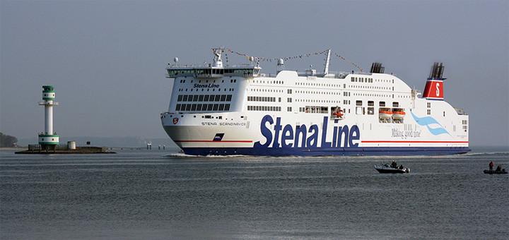 Stena Line Fähre Kiel-Göteborg