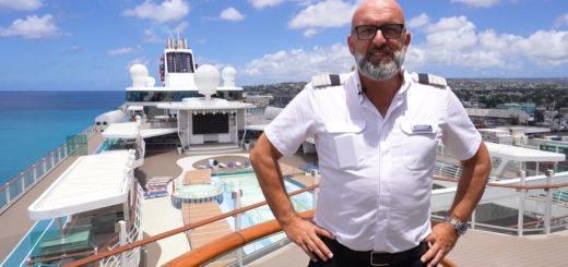 Stephan Zimmermann, General Manager auf der Mein Schiff 2