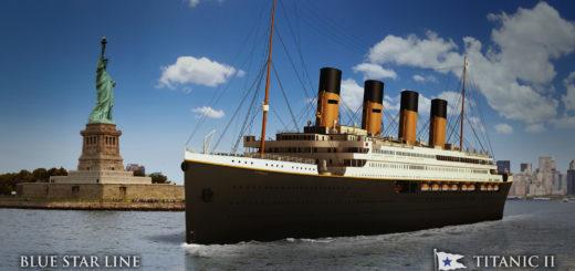 Titanic 2 in New York