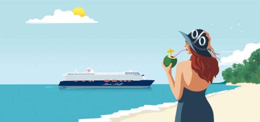 Günstige Mein Schiff Kreuzfahrten. Foto: TUI Cruises