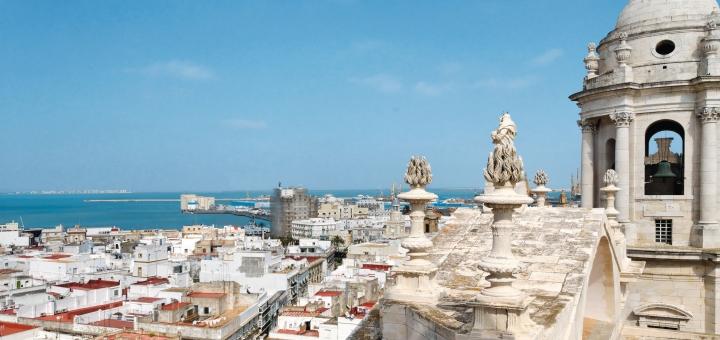 Kreuzfahrt mit Mein Schiff in Cadiz. Foto: TUI Cruises