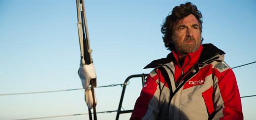 Hauptdarsteller François Cluzet im Film Turning Tide. Foto: Senator Film Verleih