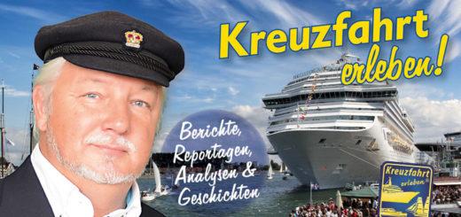 Kreuzfahrtexperte Udo Horn