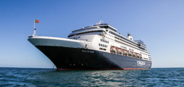 Kreuzfahrten mit der Vasco da Gama