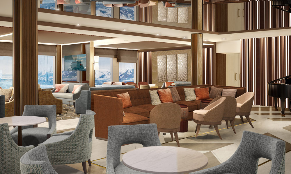 World Explorer Observatory Lounge Bar. Foto: nicko cruises